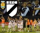 Danubio FC, champion First Division of football in Uruguay 2013-2014