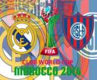 Real Madrid vs San Lorenzo. Final FIFA Club World Cup 2014 Morocco
