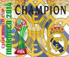 Real Madrid CF, Champion Club World Cup FIFA 2014