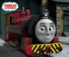 Victor is the manager of The Sodor Steamworks