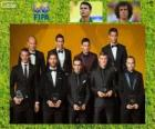 FIFA / FIFPro World XI 2014