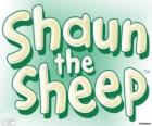 Logo of the sheep Shaun