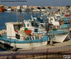 Fishermen's boats