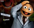 Walter from the Muppets