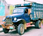 Fargo truck, 1947