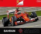 Räikkönen G.P. Bahrain 2015