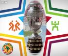 Trophy for the winner of the 2015 Copa America Chile
