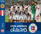 Selection of Peru, Group C of the Copa America Chile 2015