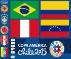 Group C, Copa America 2015