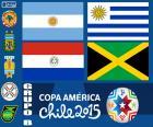 Group B, Copa America 2015