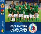 Bolivia Copa America 2015