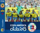 Ecuador Copa America 2015