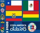 Group A, Copa America 2015