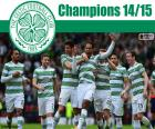 Celtic FC champion 2014-2015
