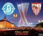Europe League Final 2014-2015