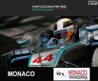 Hamilton G.P. Monaco 2015