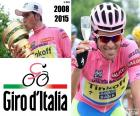 Alberto Contador, champion of the Giro of Italy 2015