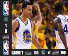 2015 NBA The Finals, Game 1