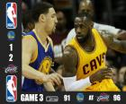 2015 NBA The Finals, Game 3