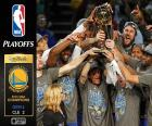 Warriors, NBA 2015 champions