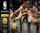 Warriors, NBA 2015 champions