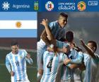 ARG finalist, Copa America 2015