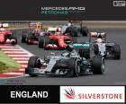 Rosberg, 2015 British Grand Prix