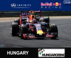 Daniil Kvyat 2015 Hungarian Grand Prix