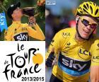 Chris Froome, Tour de France 2015