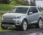 Discovery Sport, 2015