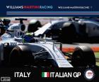 F. Massa, 2015 Italian Grand Prix