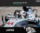 Hamilton, 2015 Japanese Grand Prix