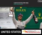 Hamilton, 2015 United States Grand Prix
