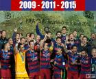 FC Barcelona, 2015 FIFA Club World Cup