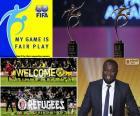 FIFA Fair Play Award 2015