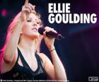 Ellie Goulding, is an English singer, songwriter and multi-instrumentalist