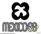 Mexico 1968 Olympics