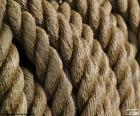 The rope is used in many activities such as construction, navigation, exploration, and sports