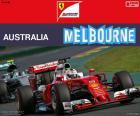 S.Vettel G.P Australia 2016