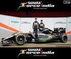 Sahara Force India F1 2016