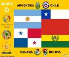 Group D, Copa América Centenario
