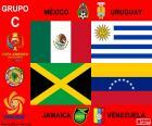Group C, Copa América Centenario