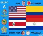 Group A, Copa América Centenario