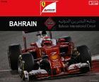 Kimi Räikkönen Bahrain Grand Prix