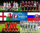 Group B, Euro 2016
