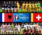 Group A, Euro 2016