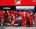 S.Vettel 2016 Chinese Grand Prix