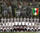 Juventus, champion Serie A Lega Calcio 2015-2016, Football Italian League