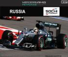 Hamilton, 2016 Russian Grand Prix