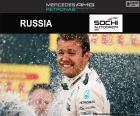Rosberg, 2016 Russian Grand Prix